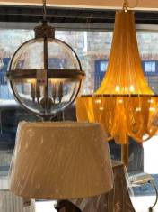 Gold Chain Chandelier Designer Lights Dublin Ireland Lighting Shop