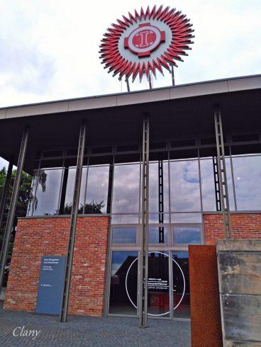Kunsthalle HGN Eingang