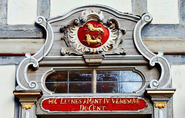Portal am Heimatmuseum Duderstadt