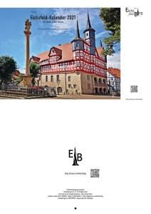 Eichsfeld-Kalender 2021 für einen guten Zweck