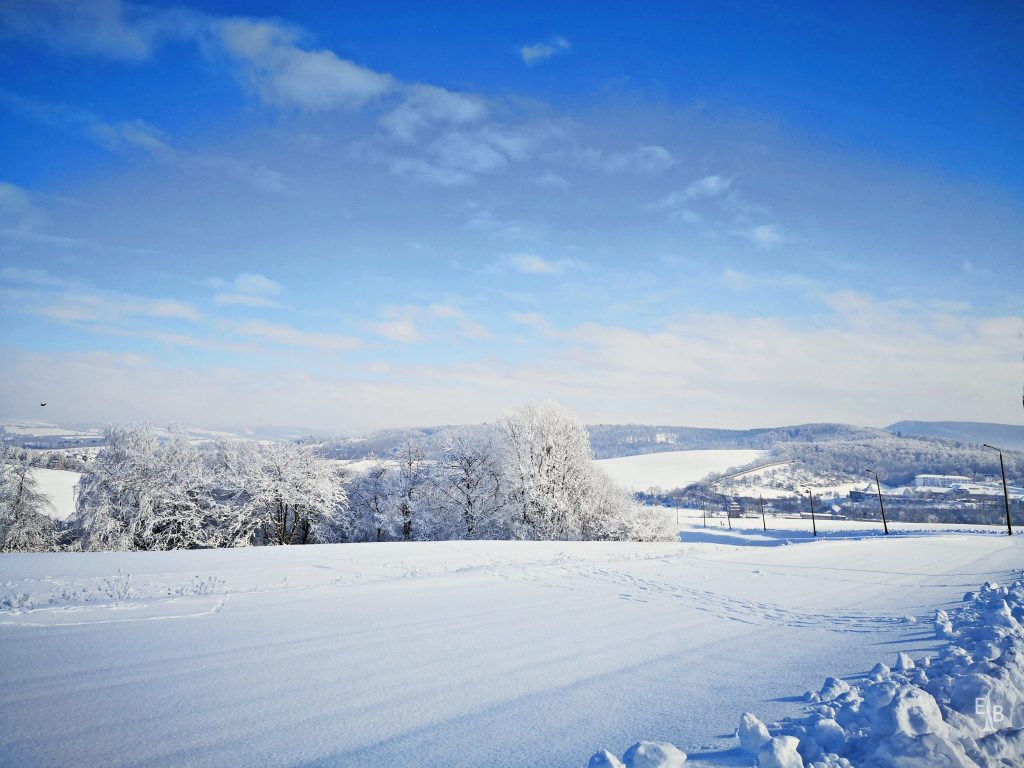 Winter Grenzlandweg