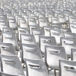 event fails due to empty chairs