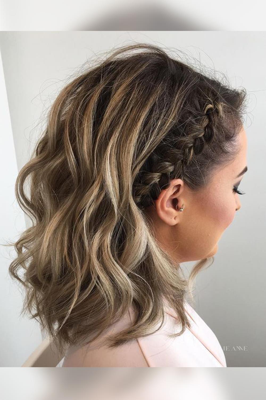 Las mejores variaciones de peinados de fiesta pelo corto Fotos de cortes de pelo tutoriales - Peinados Trenzas Pelo Corto - Novocom.top