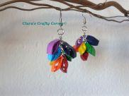 Colourful Dangling Earrings CODE : DE008 PRICE : RM18/USD6