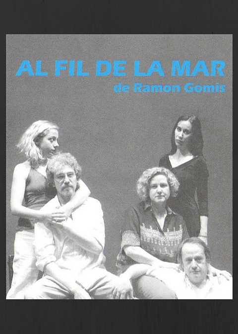 Clara Gali - Al fil de la mar - Versus Teatre