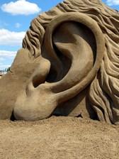 ein offenes Ohr