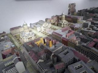 Gendarmenmarkt - ein schönerarchitektonischer Platz