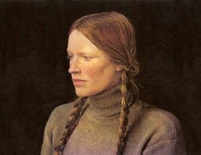 Andrew Wyeth, Helga Picture