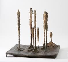 Alberto Giacometti, Sculpture