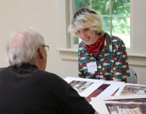 ART PROF Teaching Assistant Lauryn Welch