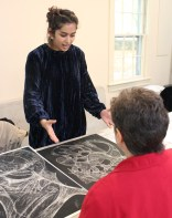 Art Prof Teaching Assistant Deepti Menon