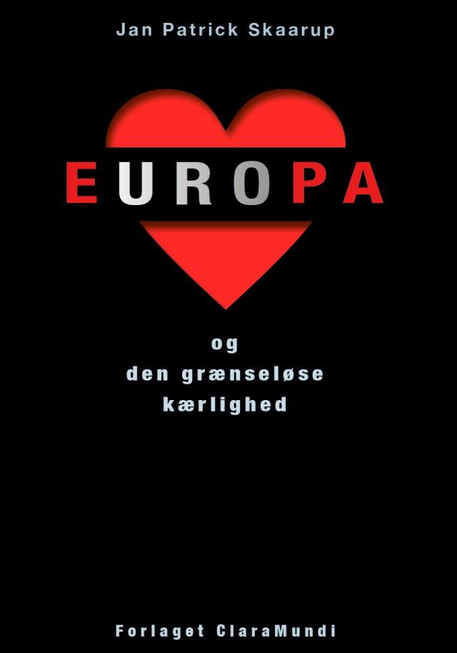 Europa og den grænseløse kærlighed forlaget claramundi