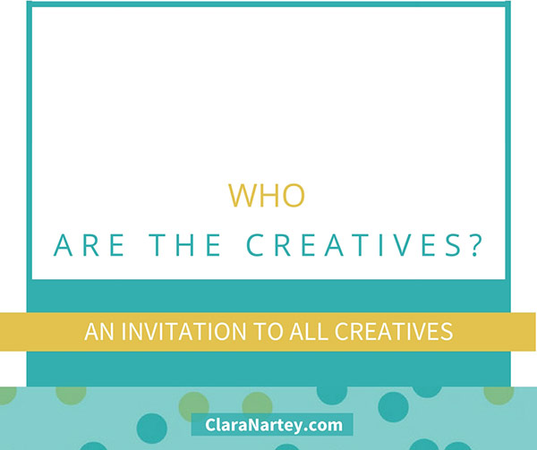 Who Are The Creatives?