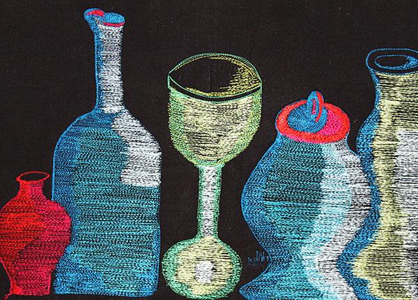 mixing thread colors