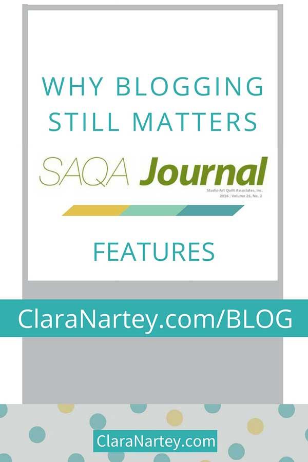 why blogging still matters