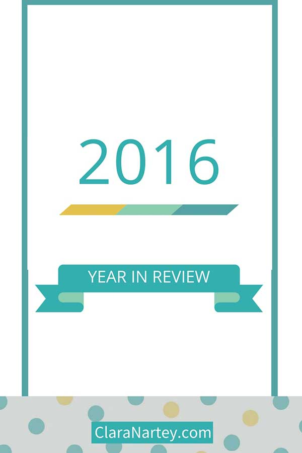 The Year 2016 in Review - What worked, What didn't