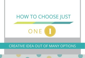 Many Ideas | Multi-talented | TMIS | Hard to Decide