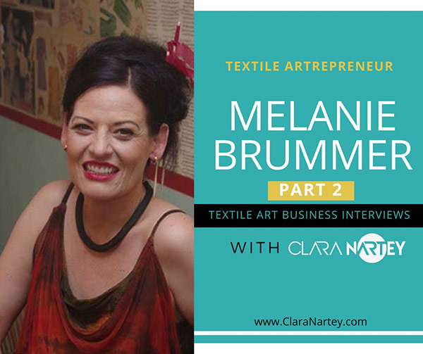 Art and Entrepreneurship – Interview with Melanie Brummer (2)