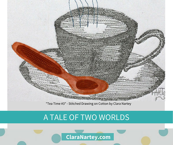 A Tale of Two Worlds- Artists and The Rest of Us