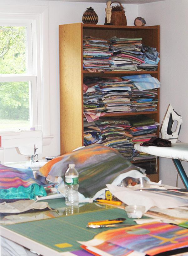 Mickey Lawler's Fabric Painting Studio