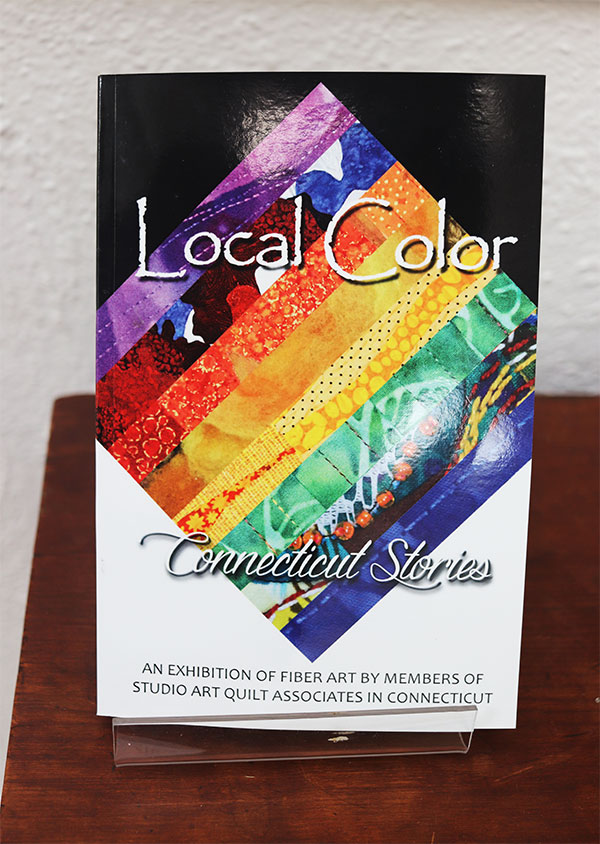 Local Color Catalog at Slater Memorial Museum