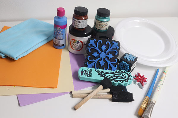Fabric Stamping Supplies
