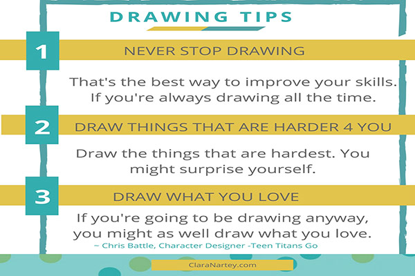 Drawing Tips | Challenge Yourself | Daily Sketching