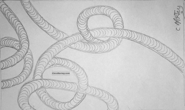 Drawing Tips - Sketch by Clara Nartey