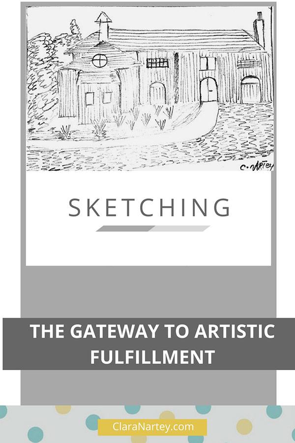Sketching | Sketchbooks | Art Practice | Gateway to Artistic Fulfillment