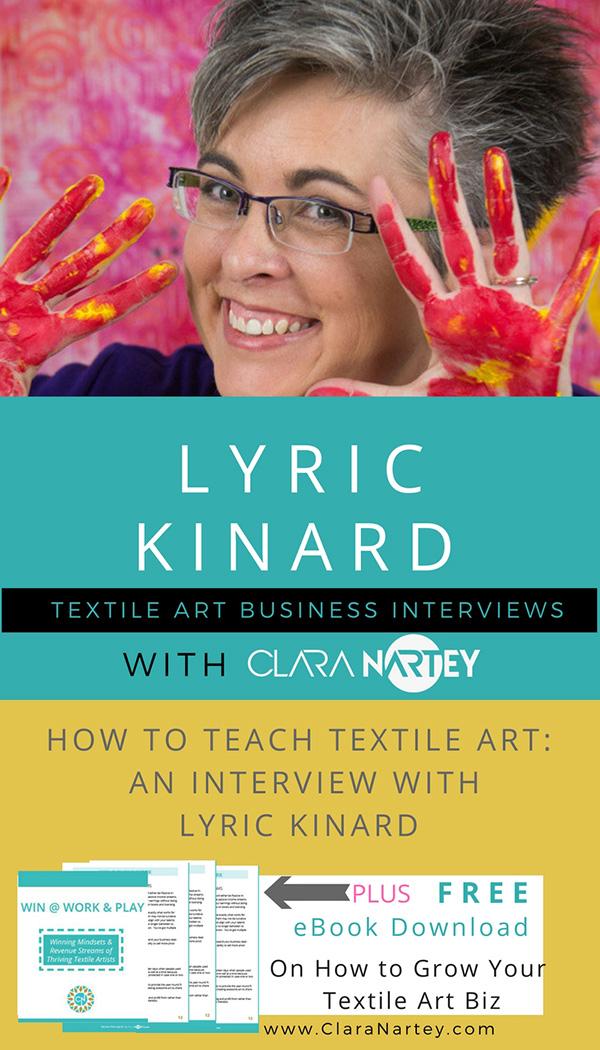Lyric Kinard | Teach Online |