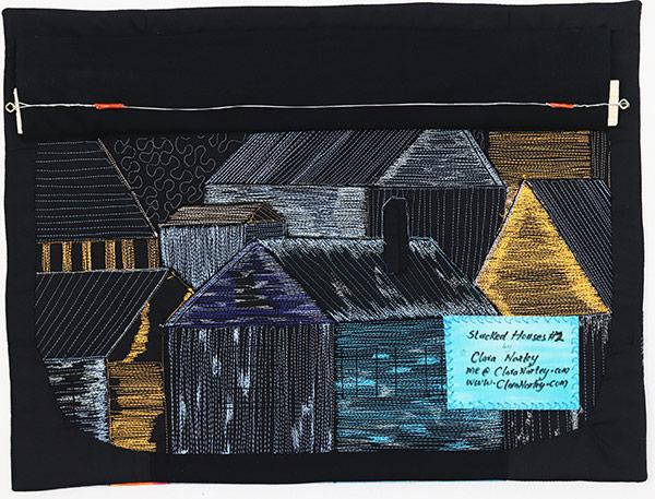 Textile artwork for sale