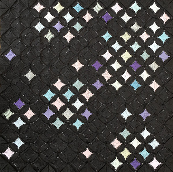 Luminous by Youngmin Lee | Korean wrapping cloths | Korean quilts