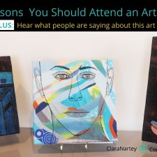 7 Reasons to Attend an Art Exhibit