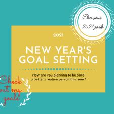 2021 Goal Setting