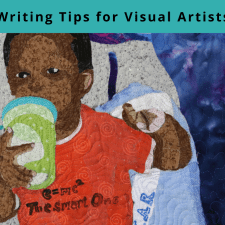 Writing Tips for Visual Artists, Makers, and Creators