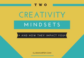creativity mindset