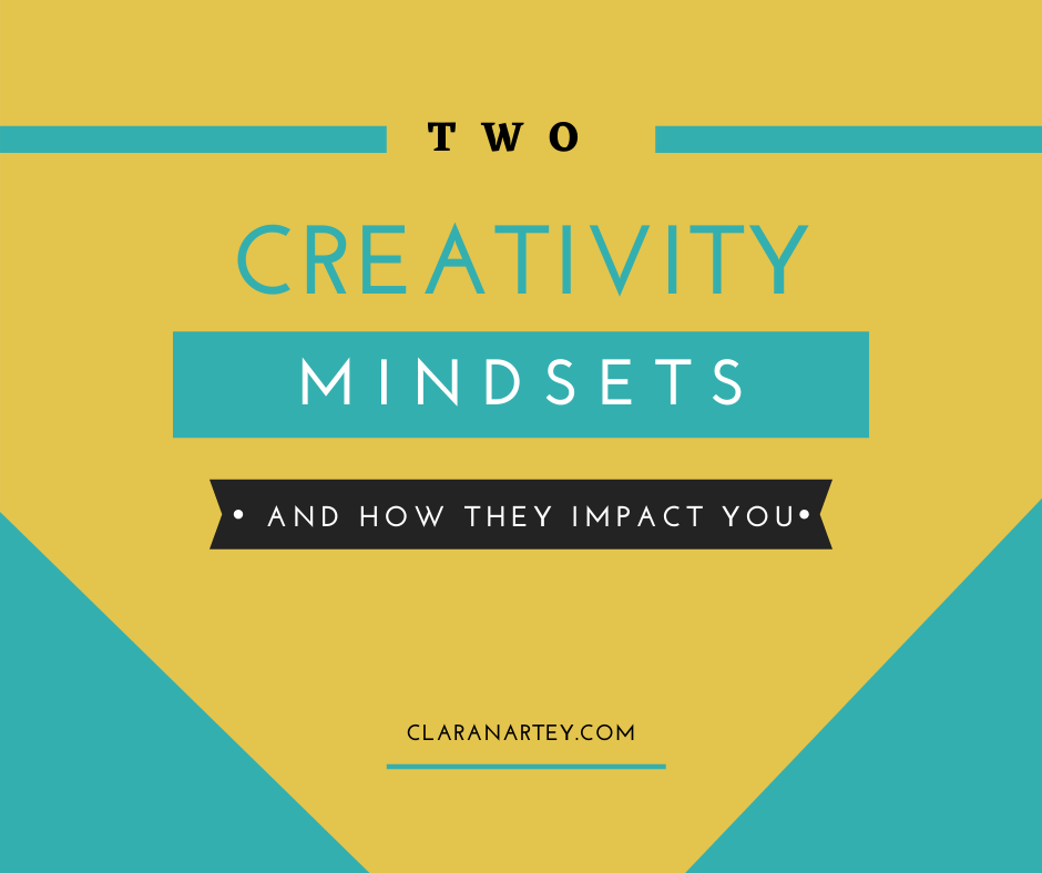 creativity mindset