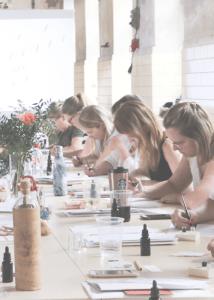 Workshop Kalligrafie Clara Riemer