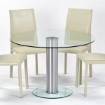 Contemporary Glass Dining Sets Decoration Designs Guide