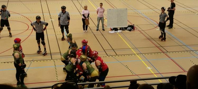 Västerås Royal Army Roller derby