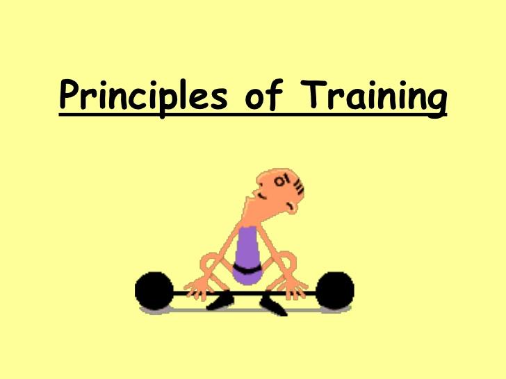 träningsprinciper