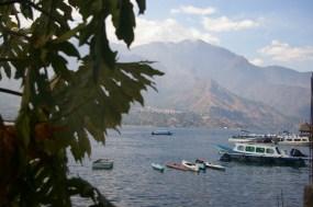 the view from San Pedro La Laguna, Lago Atitlan, Guatemala | by Clare McInerney