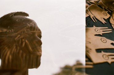 35 mm film, multiple exposures