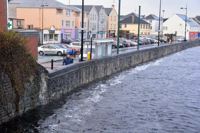 Ennis floods
