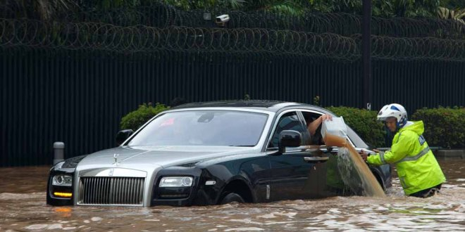 Many motorists have experienced flooding in recent weeks.