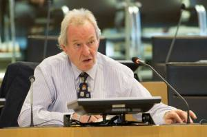 Councillor James Breen chaired the meeting.
