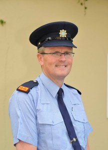 Inspector John Galvin welcomed the findings. Photograph by John Kelly.