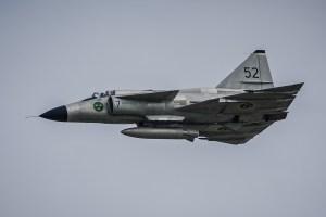 Saab Viggen 02