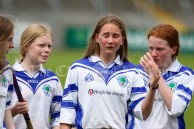 120619 Disappointment for Cratloe in the Camogie Division 2 final.Pic Arthur Ellis