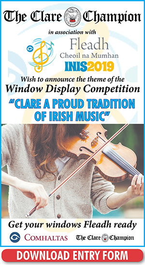 Window Display Competition